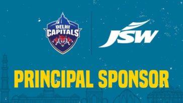 Delhi Capitals announces JSW Group as the principal sponsor for IPL 2020