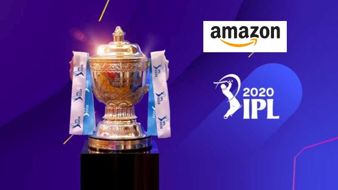 E-commerce giant Amazon eyes IPL 2020 title sponsorship