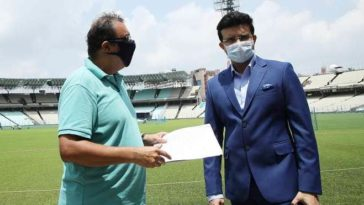 I hope the IPL will be conducted well: Sourav Ganguly after CSK positive cases