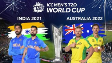 ICC T20 World Cup 2021 in India, 2022 in Australia