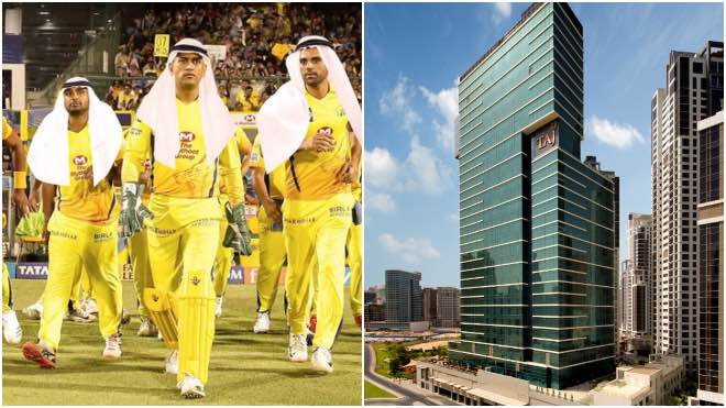IPL 2020: Chennai Super Kings: Taj Hotels, Dubai