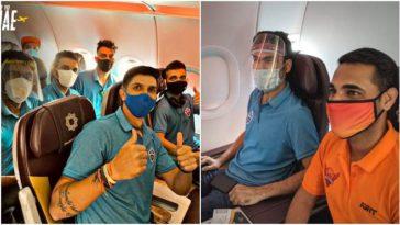 IPL 2020: Delhi Capitals and Sunrisers Hyderabad players depart for UAE