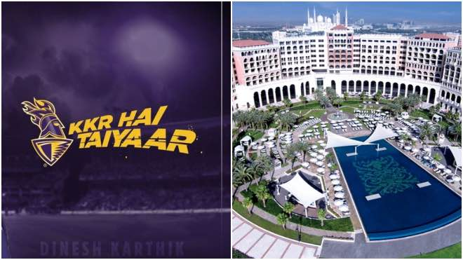 IPL 2020: Kolkata Knight Riders: The Ritz-Carlton, Abu Dhabi