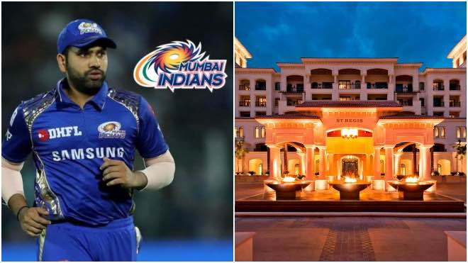 IPL 2020: Mumbai Indians: St. Regis Saadiyat Island Resort, Abu Dhabi