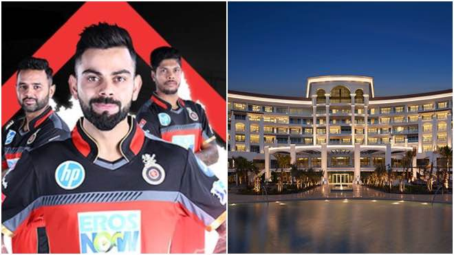 IPL 2020: Royal Challengers Bangalore: Waldorf Astoria, Dubai