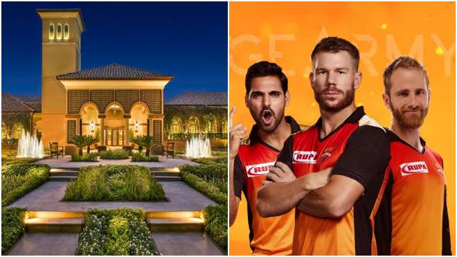 IPL 2020: Sunrisers Hyderabad: The Ritz-Carlton, Dubai