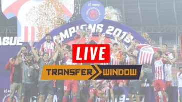 Indian Football Transfer Centre Live