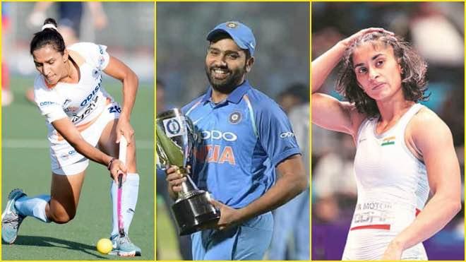 List of National Sports Award winners 2020