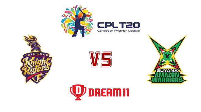 Match 1 TKR vs GUY Dream11 team prediction, playing xi and top picks: CPL 2020