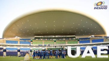 Mumbai Indians started preparing to travel to UAE for IPL 2020, domestic players in quarantine