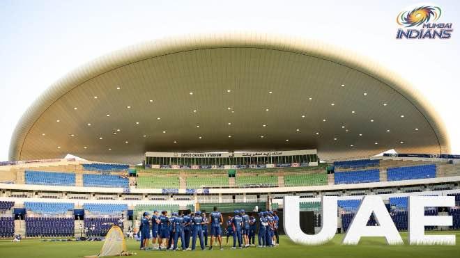 Mumbai Indians started preparing to travel to UAE for IPL 2020, domestic players in quarantine