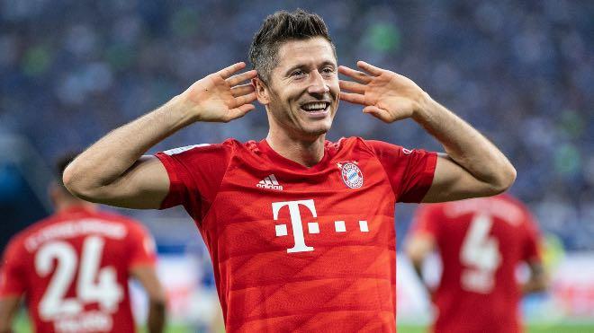 Robert Lewandowski Top Scorers in Europes Top Five Leagues in 2019 20