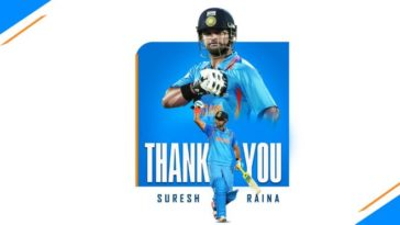 Suresh Raina officially communicated about retirement form international cricket: BCCI
