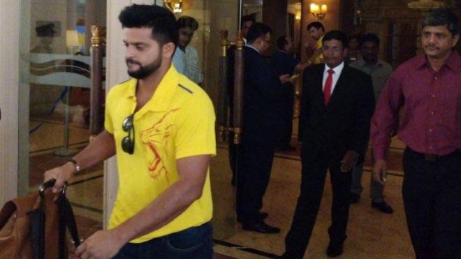 Suresh Raina to miss IPL 2020, returns to India due to personal reasons