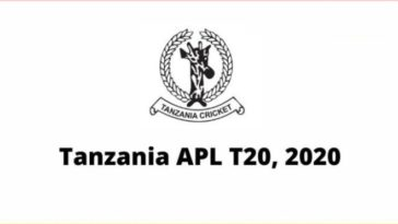 Tanzania APL T20 Points Table and Standings: Advance Players League 2020