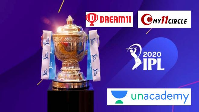 Unacademy, My11Circle and Dream11 joins the IPL 2020 title sponsorship race: Reports