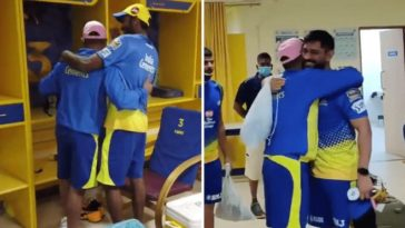 We hugged and cried a lot: Suresh Raina and MS Dhoni after retirement announcement