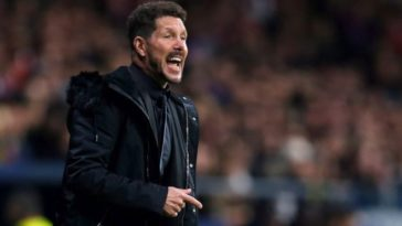 Atletico Madrid coach Diego Simeone test positive for COVID-19