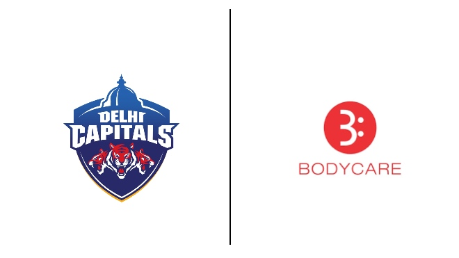 Bodycare Creations signs on as an official sponsor of Delhi Capitals for IPL 2020