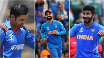 ICC ODI Player Rankings: Virat Kohli tops the batting rankings, Jasprit Bumrah second among bowlers