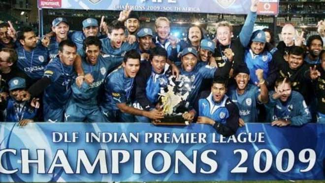 IPL 2009: Deccan Chargers