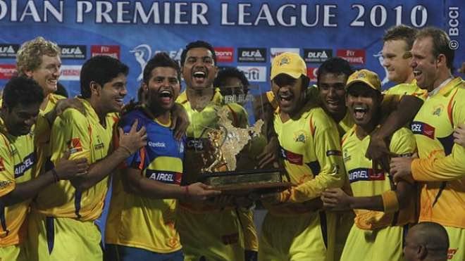 IPL 2010: Chennai Super Kings