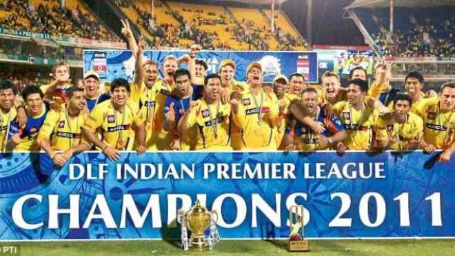 IPL 2011: Chennai Super Kings