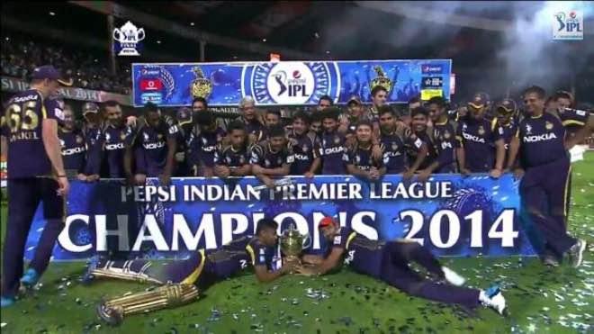 IPL 2014: Kolkata Knight Riders