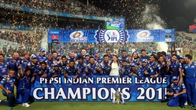 IPL 2015: Mumbai Indians