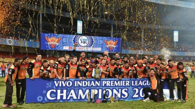 IPL 2016: Sunrisers Hyderabad