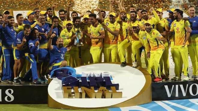IPL 2018: Chennai Super Kings