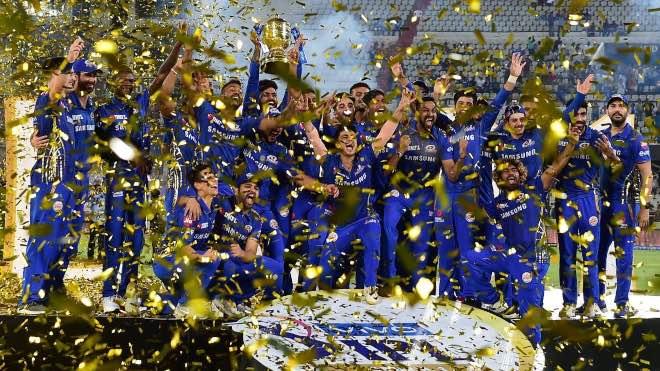 IPL 2019: Mumbai Indians