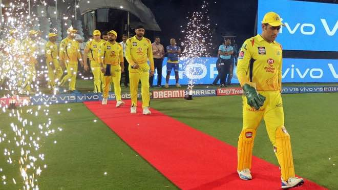 IPL 2020: CSK players and staffs test negative for COVID-19, to start training from September 4