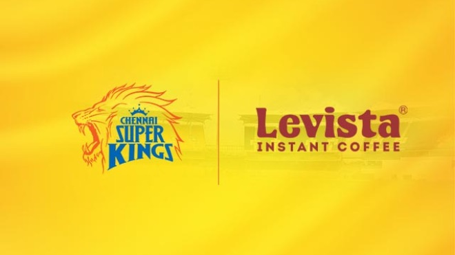 IPL 2020: Chennai Super Kings announced Levista Instant Coffee as official Licensed Coffee Partner