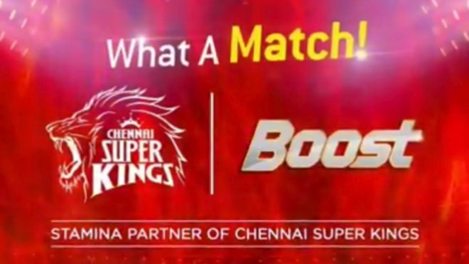 IPL 2020: Chennai Super Kings ropes in Boost as the official stamina partner
