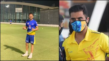 IPL 2020: Deepak Chahar and 11 staff members of CSK tests negative for COVID-19, Ruturaj Gaikwad under isolation