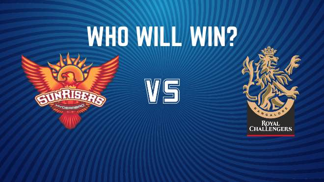 IPL 2020: Match 3 SRH vs RCB Match Prediction, Probable Playing XI and Who Will Win?