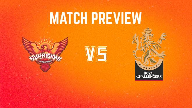 IPL 2020 Match 3 SRH vs RCB Match Preview, Head to Head, Stats and Trivia