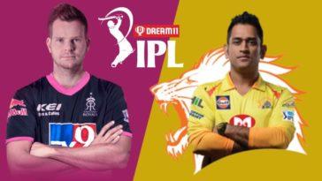 IPL 2020: Match 4 RR vs CSK Dream11 Team Prediction, Playing XI and Top Pics