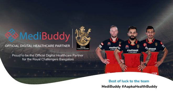 IPL 2020: RCB ropes in MediBuddy as the official digital healthcare partner