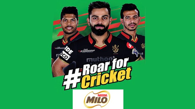 IPL 2020: Royal Challengers Bangalore ropes in Nestle MILO as official partner
