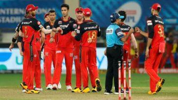 IPL 2020 SRH vs RCB: Royal Challengers beat Sunrisers Hyderabad by 10 runs
