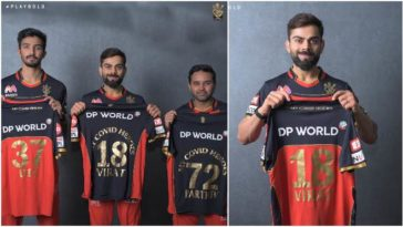 IPL 2020: Team RCB honours the COVID-19 warriors