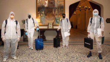 IPL 2020 bound 22 England, Australia players reached UAE, to have a 36-hour quarantine