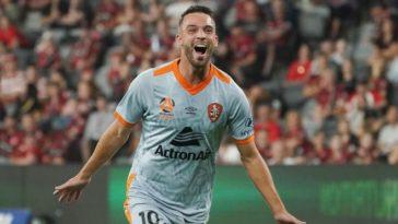 ISL 2020-21: ATK Mohun Bagan FC sign Bradden Inman from Brisbane Roar