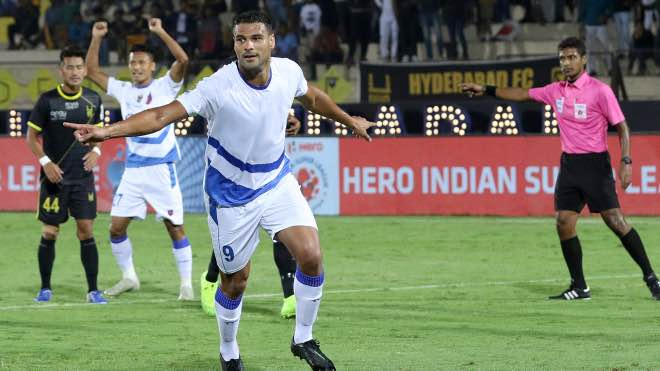 ISL 2020-21: Hyderabad FC signs Spanish striker Adrian Santana