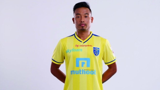 ISL 2020-21: Irom Seityasen Singh extends contract with Kerala Blaster FC