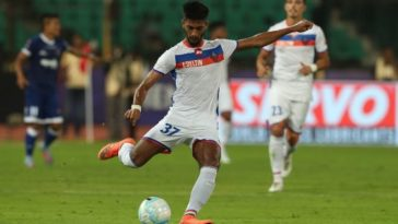 ISL 2020-21: Mohamed Ali extends contract with FC Goa
