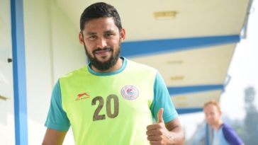 ISL 2020-21: NorthEast United FC sign striker VP Suhair