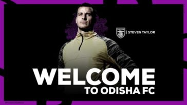 ISL 2020-21: Odisha FC rope in English defender Steven Taylor